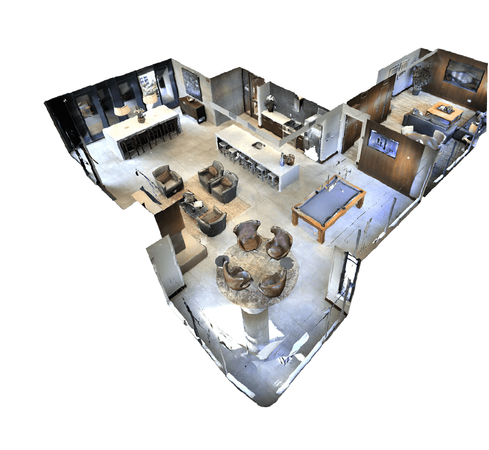 Virtual Tour Dollhouse View